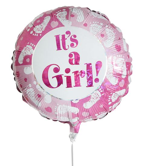 iIts a Girl Balloon