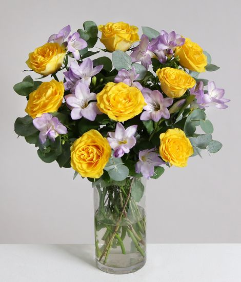 Luxury Rose & Freesia