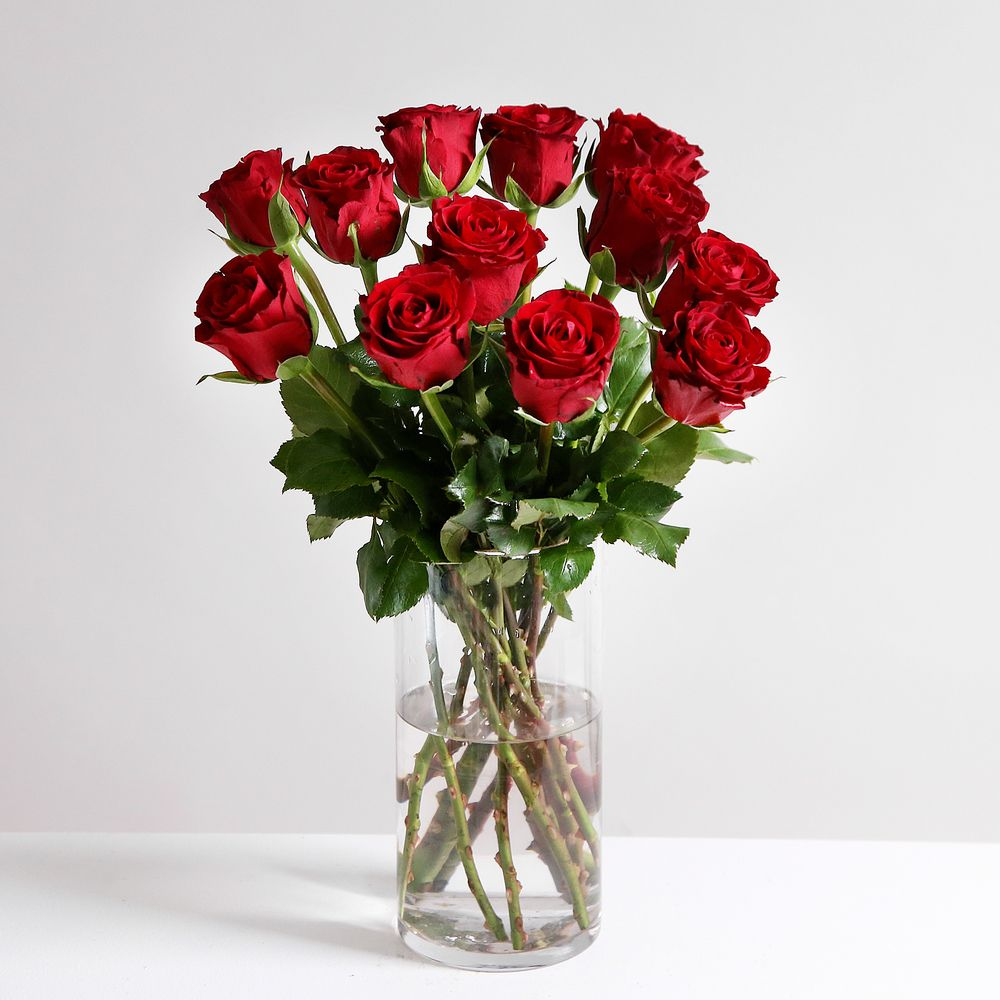 Image of Valentine's day flowers - flowers