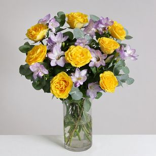 Rose & Freesia Bouquet