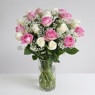 Pastel Fairtrade Roses