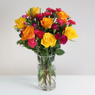 Fairtrade Rainbow Bouquet